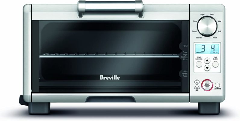 Breville BOV450XL Smart mini ovenwith element iq