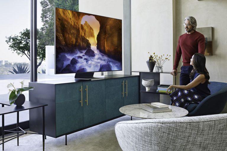 Samsung Q60 QLED Smart 4K UHD TV
