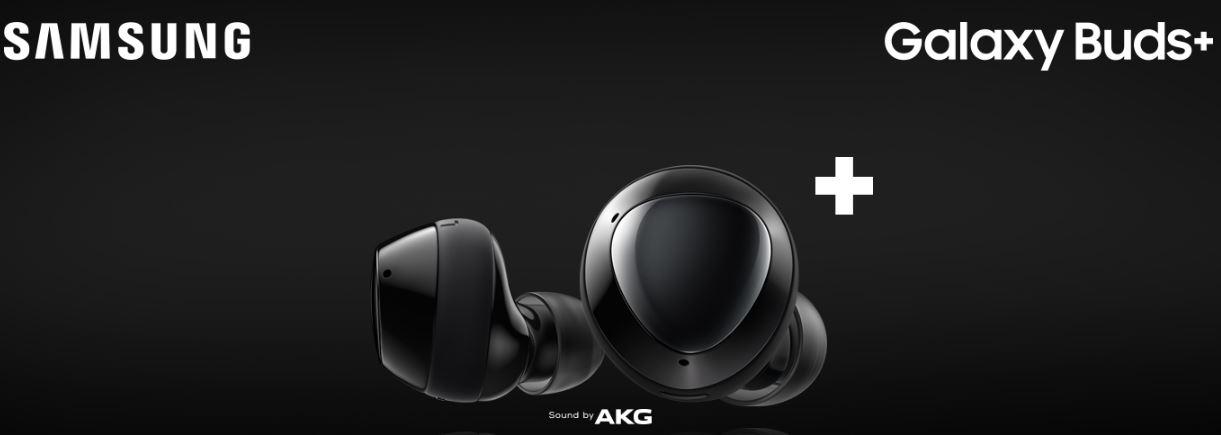 Samsung Galaxy Buds Plus True Wireless Earbuds