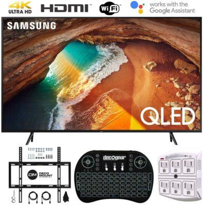 Samsung QN82Q60RA 82 Q60 QLED Smart 4K UHD TV
