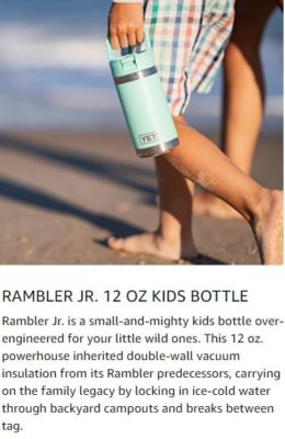 YETI Rambler 20 oz Tumbler
