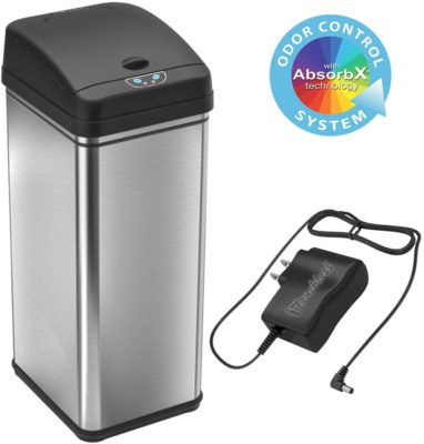 iTouchless 13 Gallon Sensor Trash Can