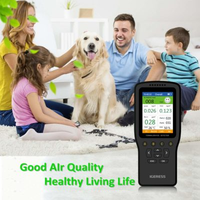 Air Quality Monitor IGERESS Multifunctional Indoor