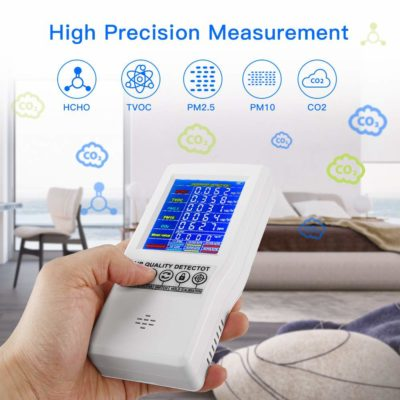 Air Quality Monitor indoor