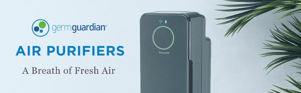 Germ Guardian Pluggable Air Purifier