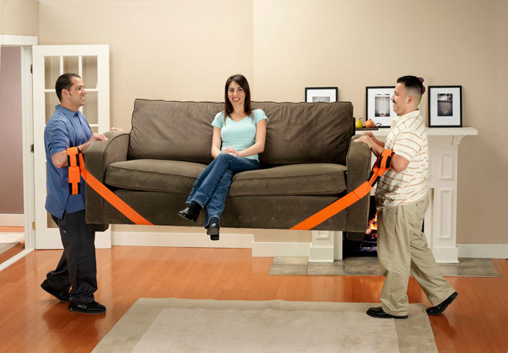 Moving Straps for Furniture 1