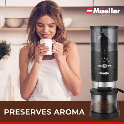 Mueller Ultra Grind Conical Burr Grinder