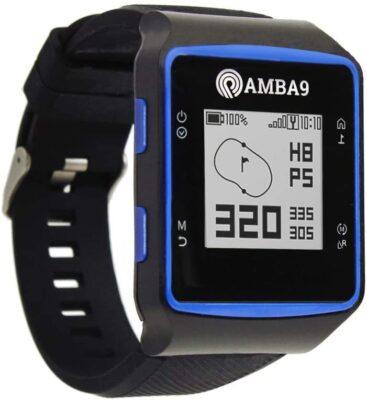 Amba9 GPS Golf Watch