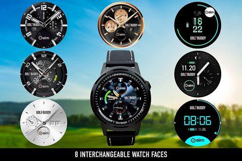 Golf Buddy Aim W10 GPS Watch aims