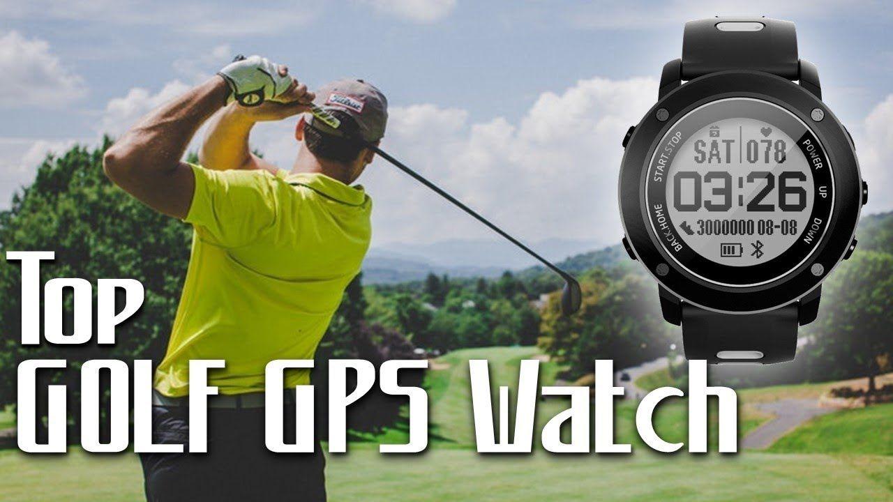 Top 10 GPS Golf Watches Rangefinders