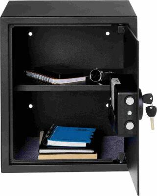 AmazonBasics Home Keypad Safe