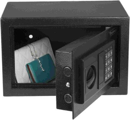 Stalwart Digital Safe Electronic Steel Safe with Keypad