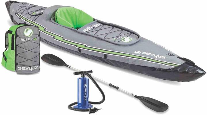 Sevylor Quikpak K5 1 Person Best Whitewater Kayaks